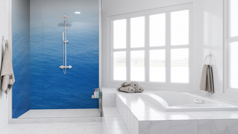 Shower Splashbacks - Genie Splashbacks