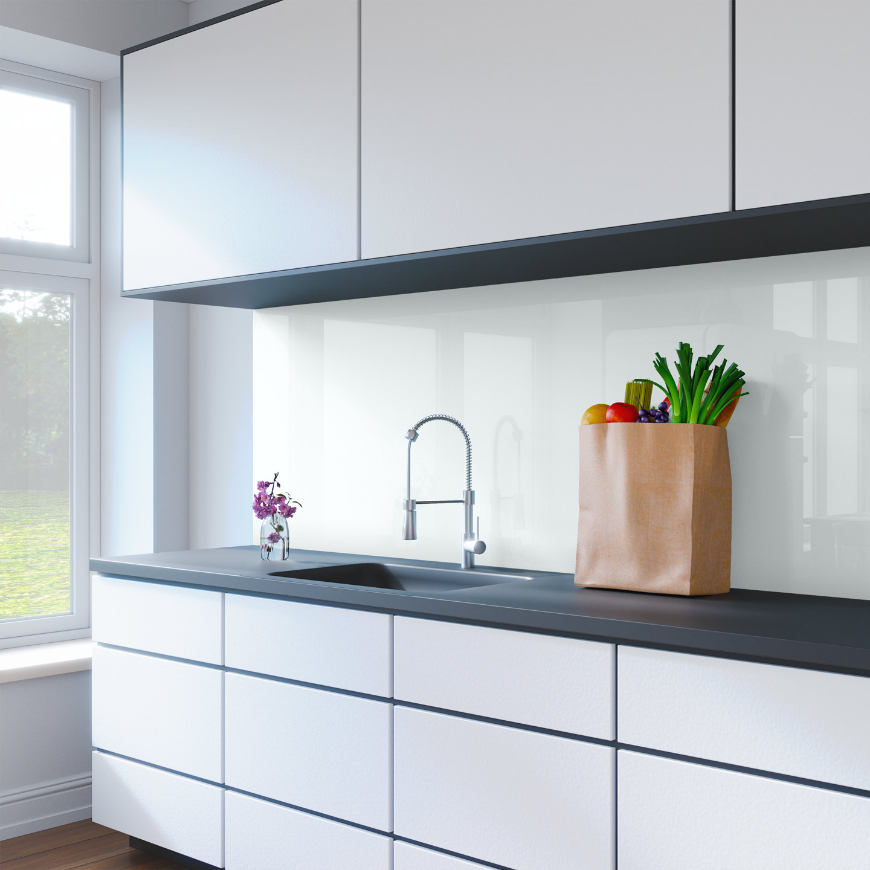 Genie Splashbacks Glass And Acrylic Splashbacks For Kitchens And Bathrooms